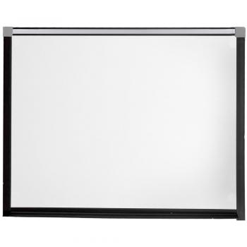 The construction of the heavy duty magnetic dry erase boards will enable them to last a long time.