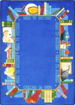 A reading rug for classroom is displayed.