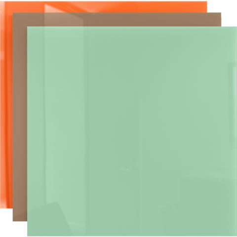 Colorful Glass Whiteboard Choose Color Learner Supply