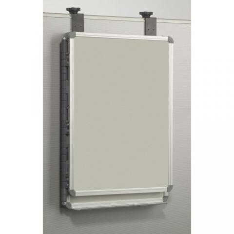 Cubicle Dry Erase Board - 2 Panel | Learner Supply
