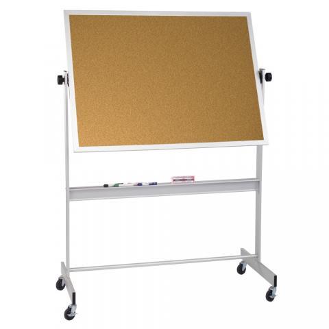 Cork Board Whiteboard Combo Magnetic Aluminum Or Wood