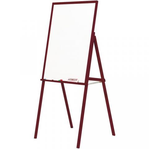 Folding Easel Whiteboard Choose Wood Finish Learner Supply