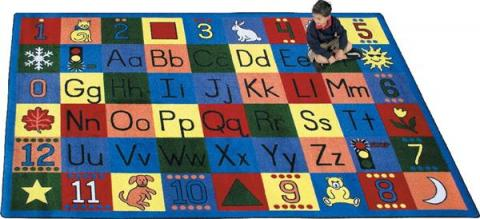 blocks p rugs rug htm alphabet abc toddler classroom