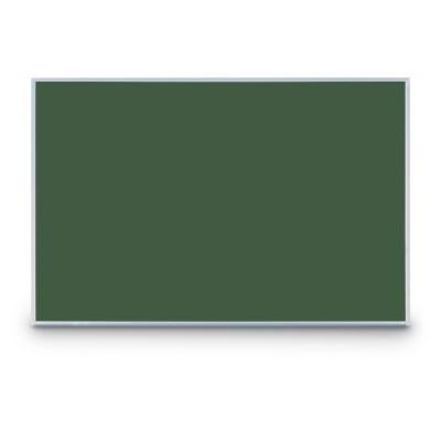 The small chalkboard comes in an aluminum or wooden frame and black or ...
