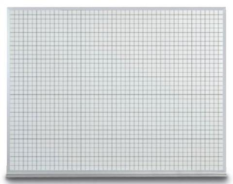 Graph Whiteboard Magnetic Or Non Magnetic Learner Supply